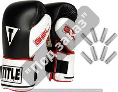 Перчатки TITLE GEL™ POWER WEIGHTED SUPER BAG GLOVES