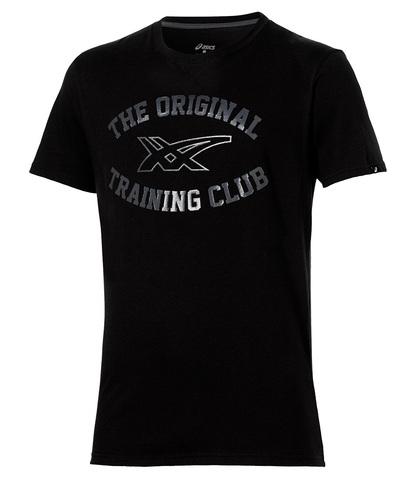 Asics Graphic SS Top Мужская футболка черная