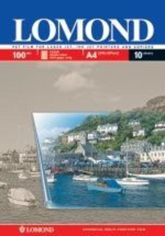 Lomond Films Transparent Universal A4 10л 0710421