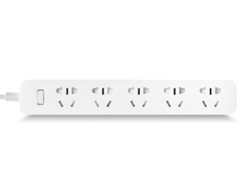 Удлинитель Xiaomi Mi Power Strip 5 Sockets White