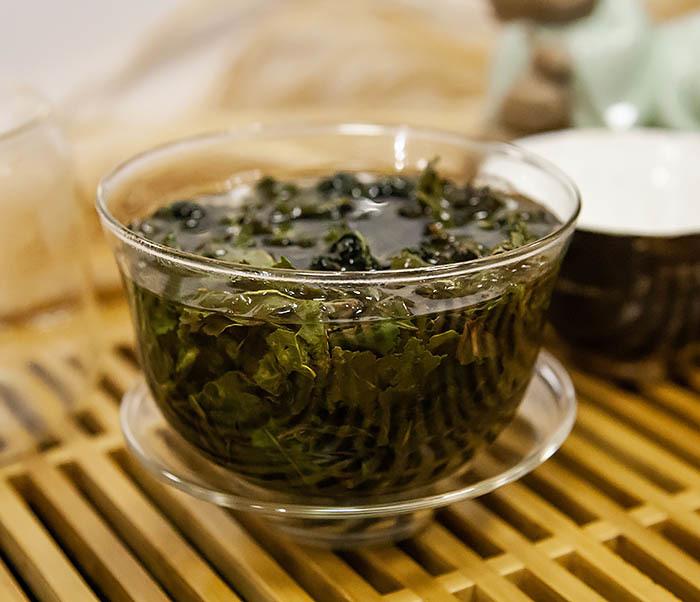TEA-CH113-2 Китайский чай «Те Гуань Инь» из Си Пин (высокогорный сорт «АА», 50 гр) фото 09
