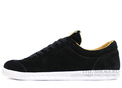 Кроссовки Мужские Adidas Spezial Spring 2016 Collection Black