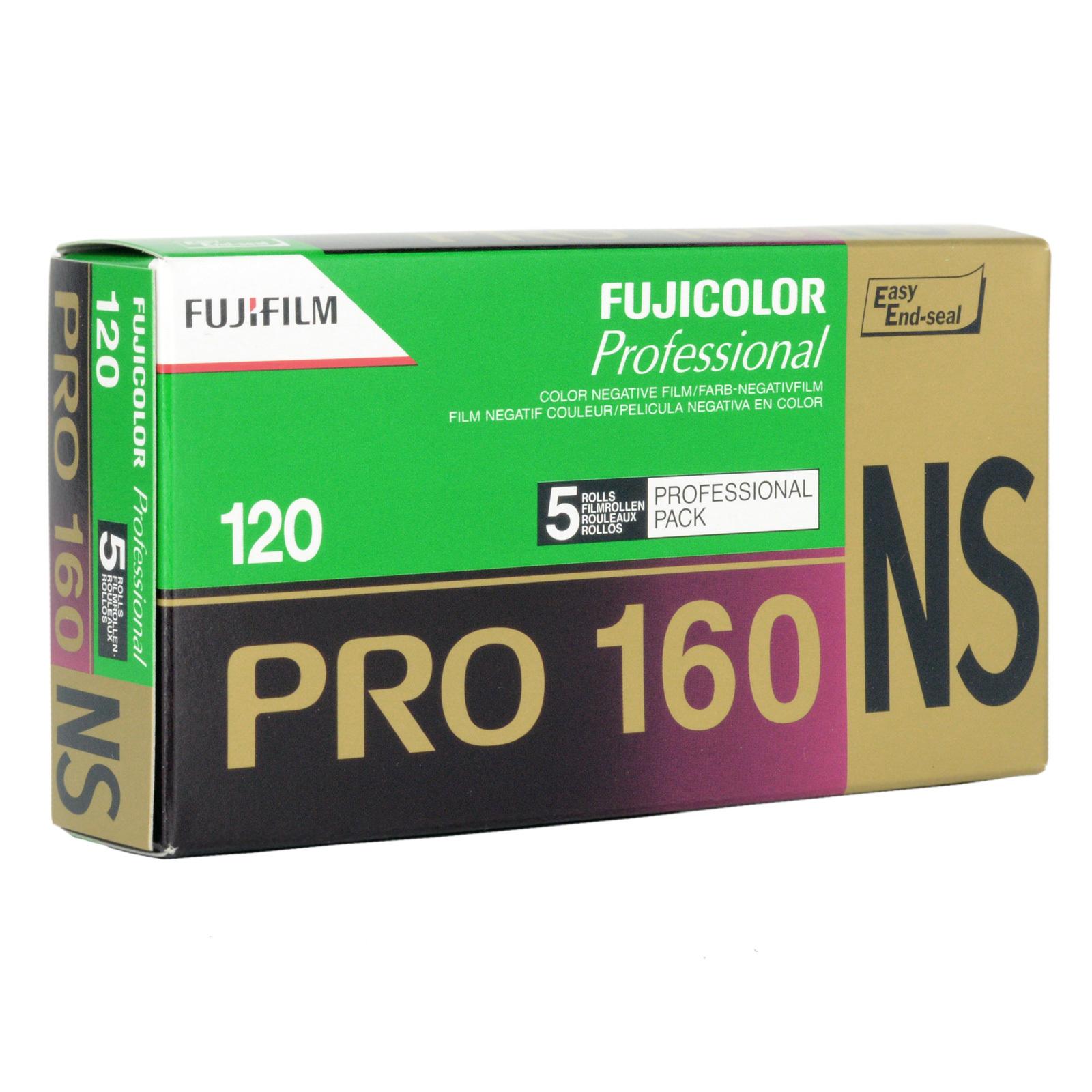 Фотопленка FujiFilm PRO 160NS/120