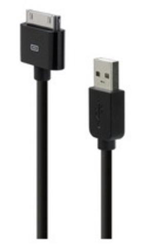 Belkin iPhone/iPod Sync&Charge (F8Z328EA04blk)