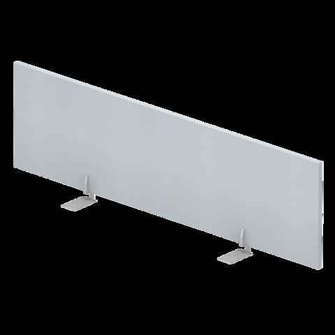 Экран меламин настольный фронтальный для стола Bench