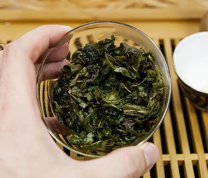 TEA-CH113-2 Китайский чай «Те Гуань Инь» из Си Пин (высокогорный сорт «АА», 50 гр) фото 10
