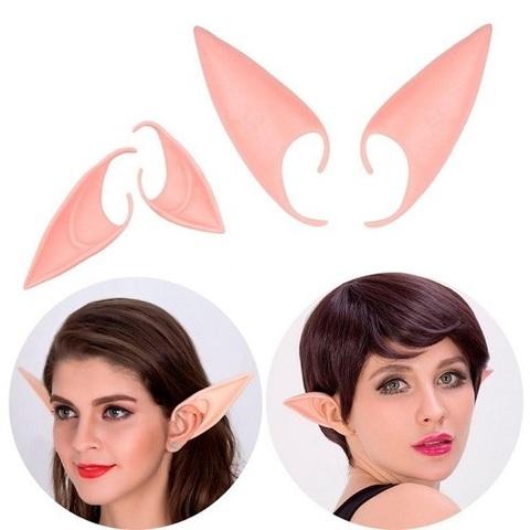 Эльфийские уши накладные