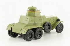 BA-27M armored car 1:43 DeAgostini Auto Legends USSR #247
