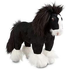 Храбрая Сердцем игрушка конь Ангус