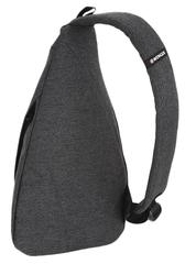 Рюкзак с одним плечевым ремнем Wenger cерый