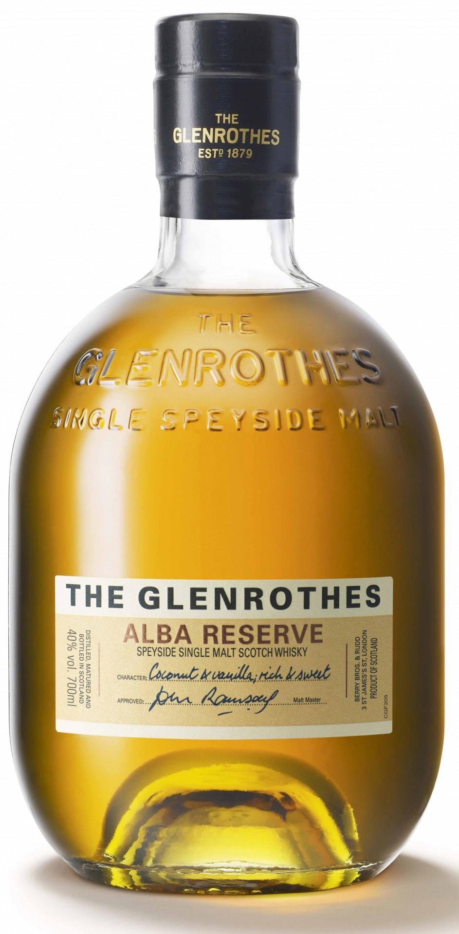 Виски Гленротс Альба Резерв 0,7л