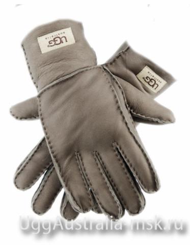 UGG Men's Glove Metallic Grey