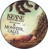Keane ‎/ Tear Up This Town (Picture Disc)(7' Vinyl Single)