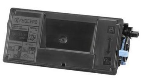 Kyocera TK-3100 - Тонер-картридж для принтеров Kyocera FS-2100DN, Kyocera FS-2100D. Ресурс 12500 страниц.