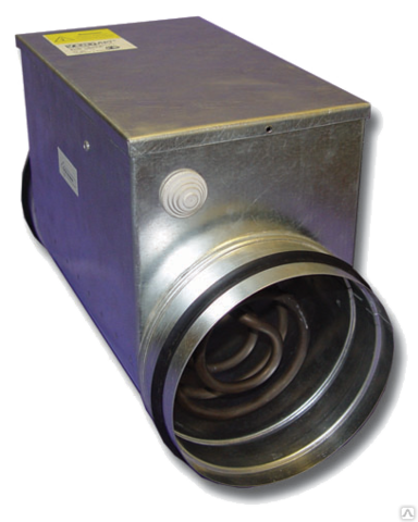 EOK-250-6,0-2 ф Электрический канальный нагреватель воздуха Airone