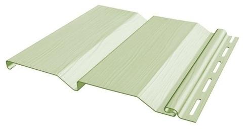 Сайдинг Файнбир Standart Classic Color салатовый 3660х205 мм
