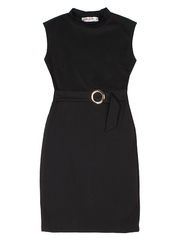 GDR009706 Платье женское, черное