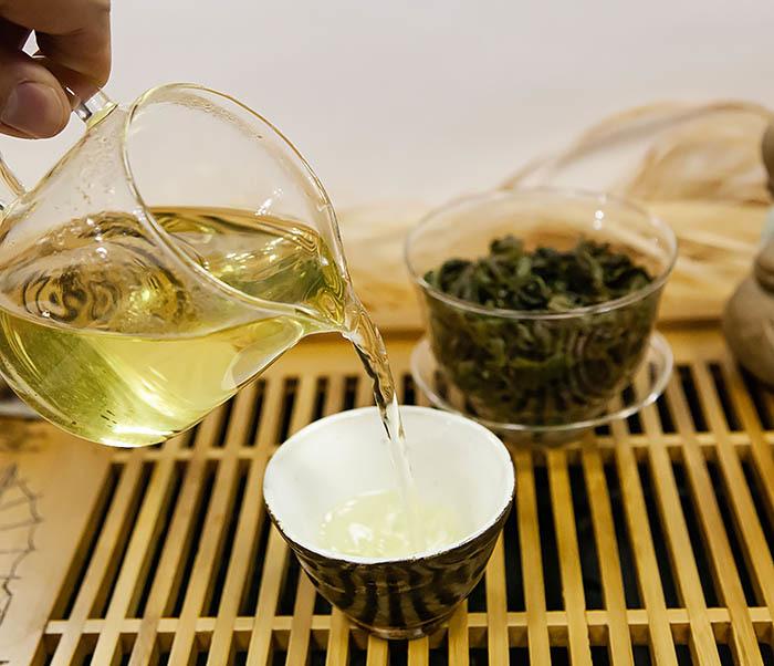 TEA-CH113-2 Китайский чай «Те Гуань Инь» из Си Пин (высокогорный сорт «АА», 50 гр) фото 13