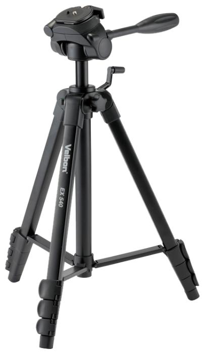 Velbon EX-540 (Штатив-тренога для фотоаппаратов и фотокамер Canon, Nikon, Sony)