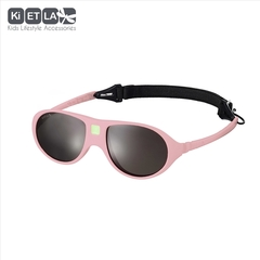 Очки солнцезащитные детские Ki ET LA Jokala 2-4 года. Light Pink (светло-розовый)