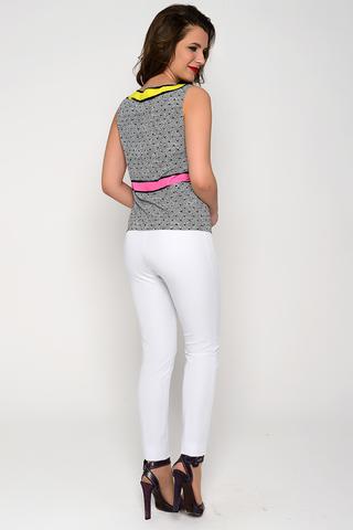 Классические зауженные брюки,.  (Длина 100 см)