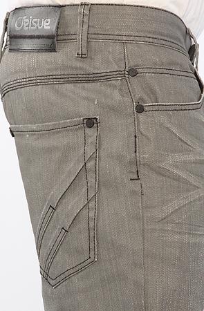 Серые джинсы 4