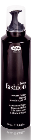Мусс для укладки волос средней фиксации «Lisap Fashion Mousse Design Regular»