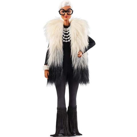 Барби стиль о Айрис Апфель 3