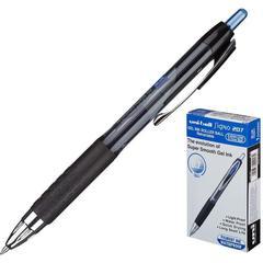 Ручка гелевая Uni Signo 0,4мм синий UMN-207