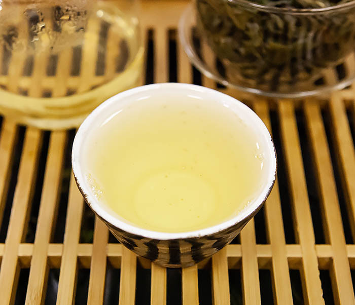 TEA-CH113-2 Китайский чай «Те Гуань Инь» из Си Пин (высокогорный сорт «АА», 50 гр) фото 14