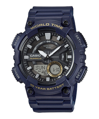 Мужские электронные часы Casio AEQ-110W-2AVDF