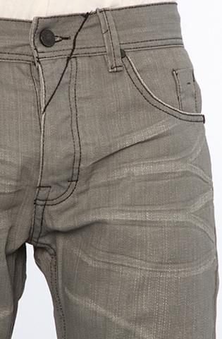 Серые джинсы 5
