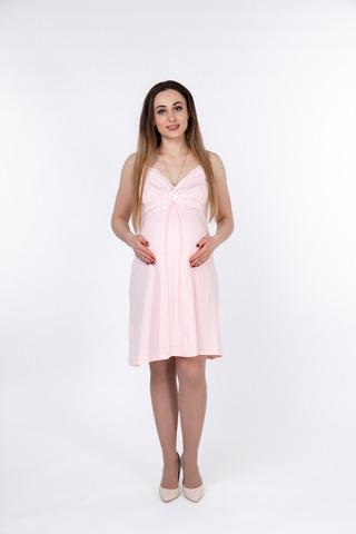 Сорочка 10038 розовый