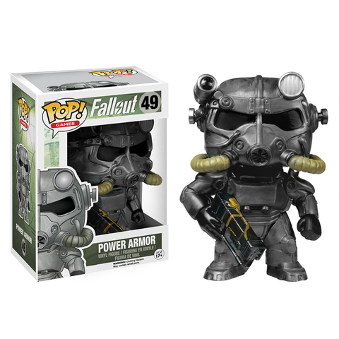 ФИГУРКА FUNKOPOP! FALL OUT «POWER ARMOR / СИЛОВАЯ БРОНЯ» 49