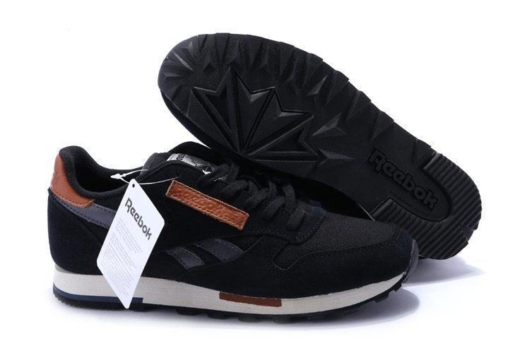 Reebok Classic Leather Utility 2 (Black) (002)