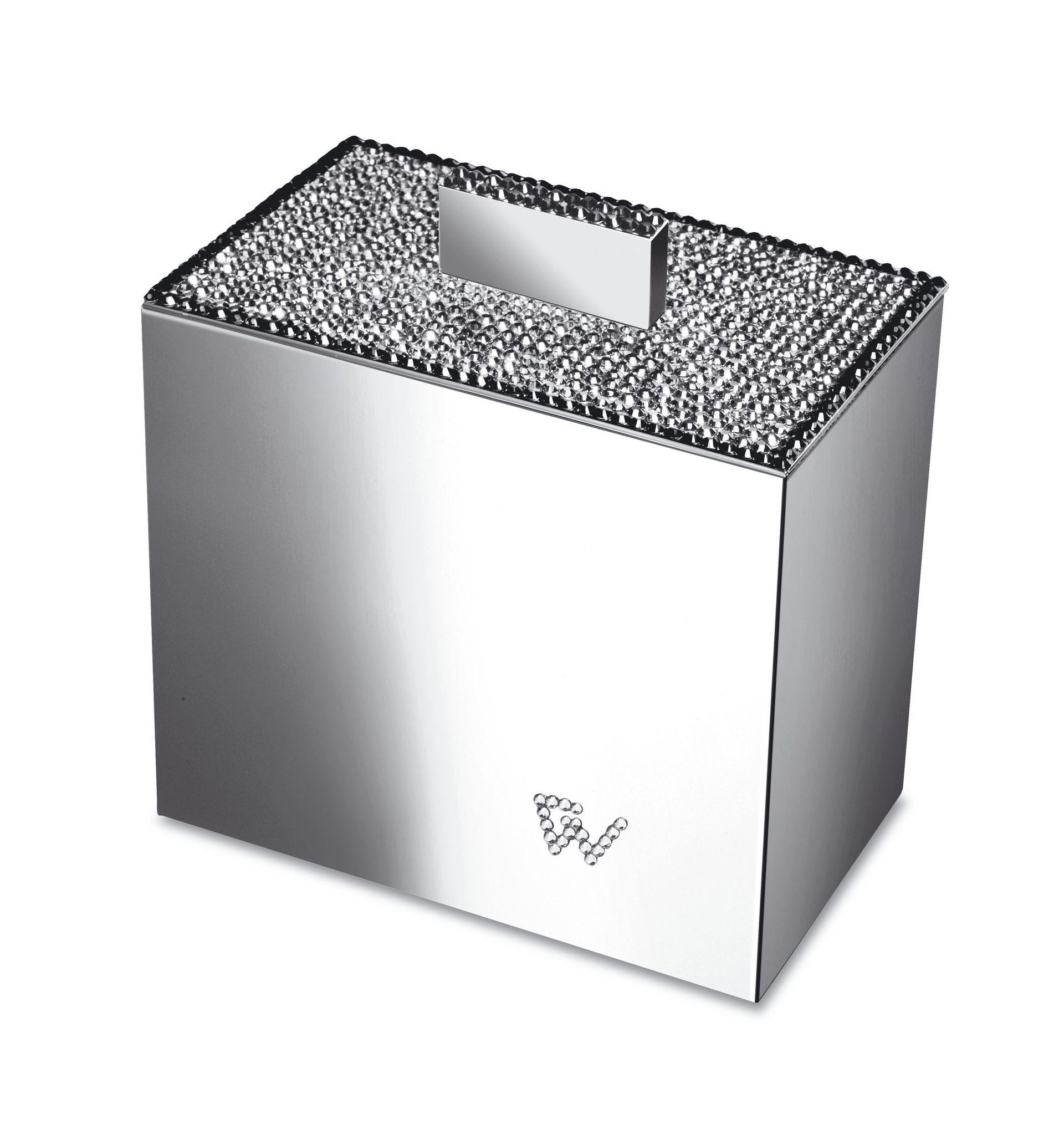 Емкость для косметики большая 88528CR Starlight от Windisch