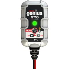 Зарядное устройство NOCO GENIUS G750EU (6В и 12В)