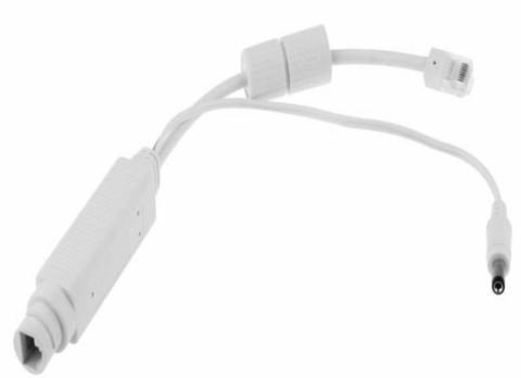 IPTRONIC IPT-PS1201/1G | POE-сплиттер одноканальный