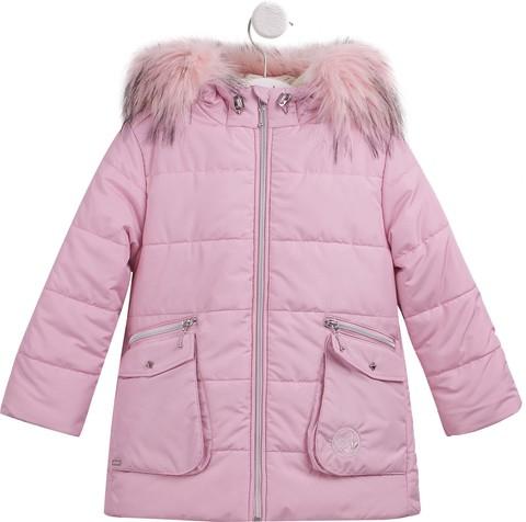 КТ201 Куртка для девочки зимняя