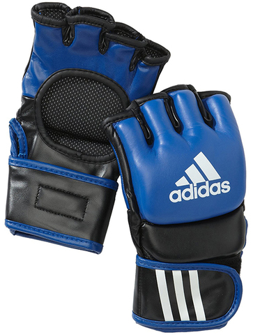 Adidas Ultimate Fight Goves (Синий\Черный)