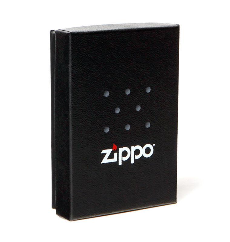 Зажигалка Zippo №207 Hand Print
