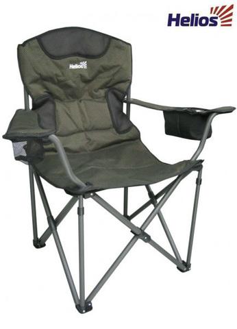 Кресло складное (T-750-99806H) Helios рогожка (гол/зеленый)