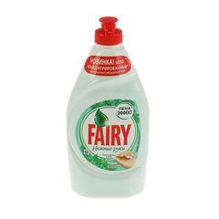Средство для мытья посуды Fairy чайное дерево 450 мл