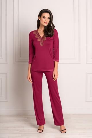 LAETE Женская пижама  с кружевом 51562
