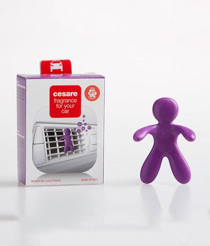 Ароматизатор для автомобиля Cesare Цветение сирени (фиолетовый), Mr&Mrs Fragrance