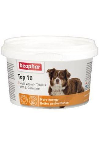 12542 Беафар Витамин Тор 10 д/собак 180шт*6*30