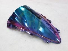 Ветровое стекло для мотоцикла Yamaha YZF-R1 07-08 DoubleBubble Иридий