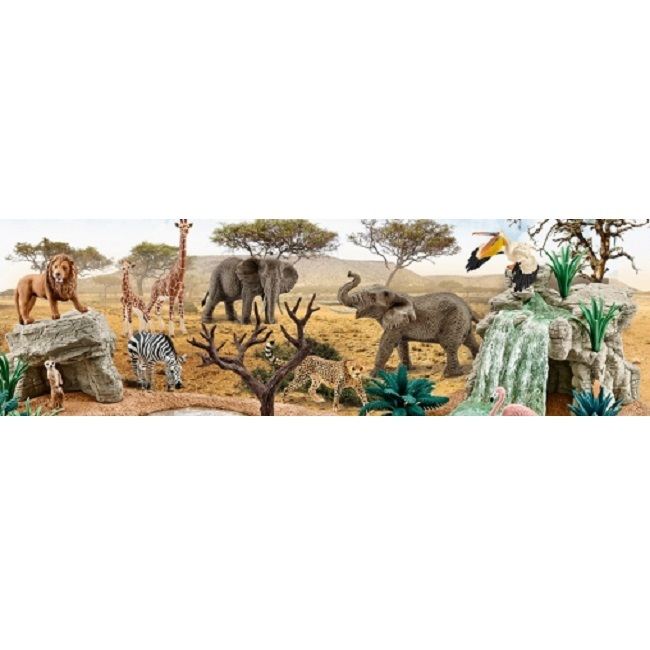 Фигурки диких животных