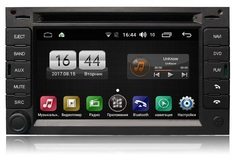 Штатная магнитола FarCar s170 для Volkswagen Tiguan 07+ на Android (L016)