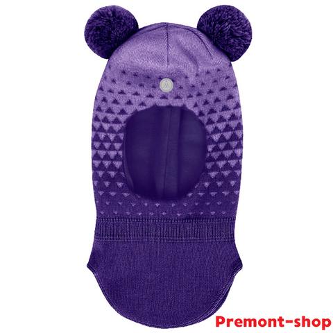 Шлем Premont вязаный WP91883 PURPLE